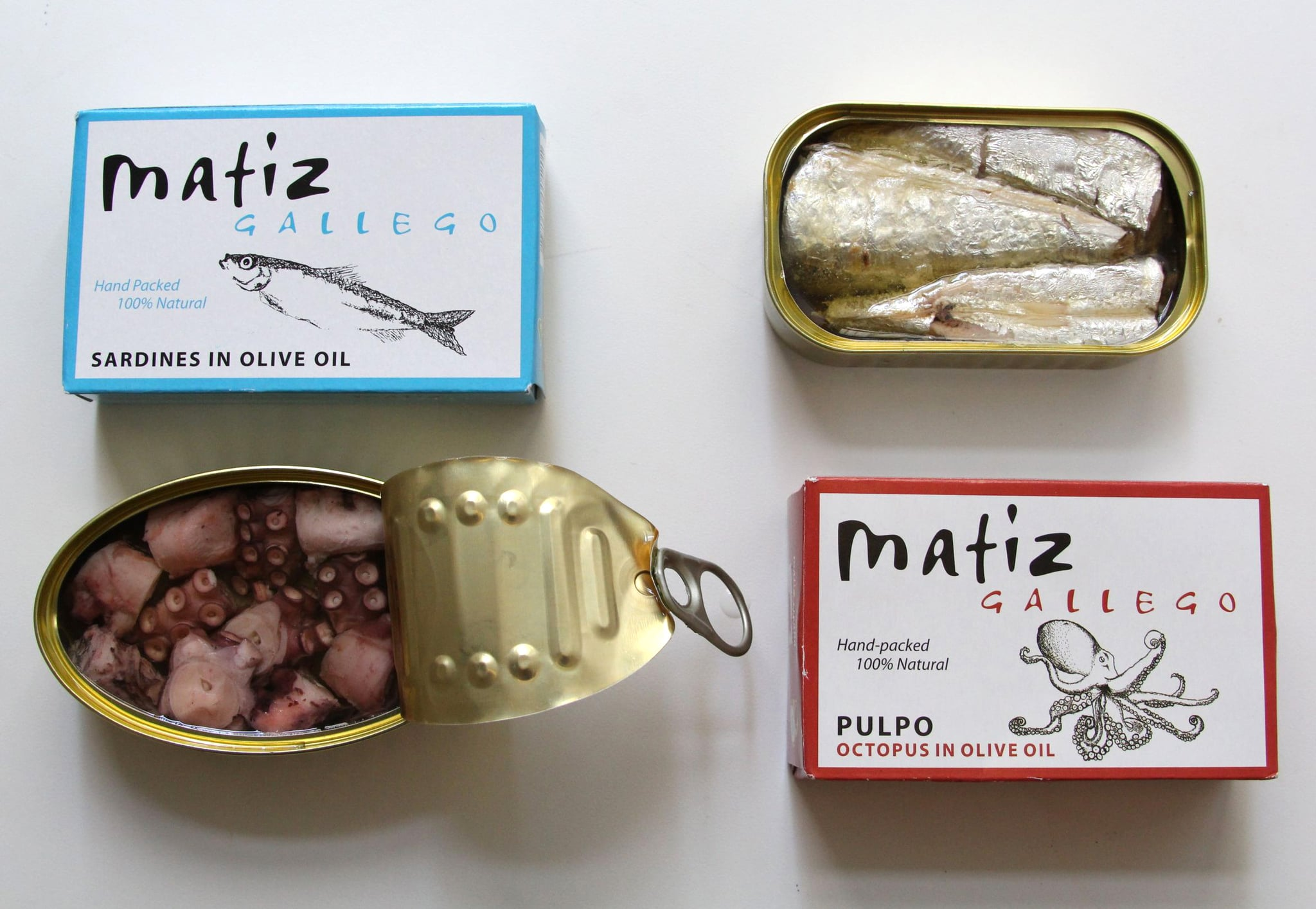 Other Canned Seafood