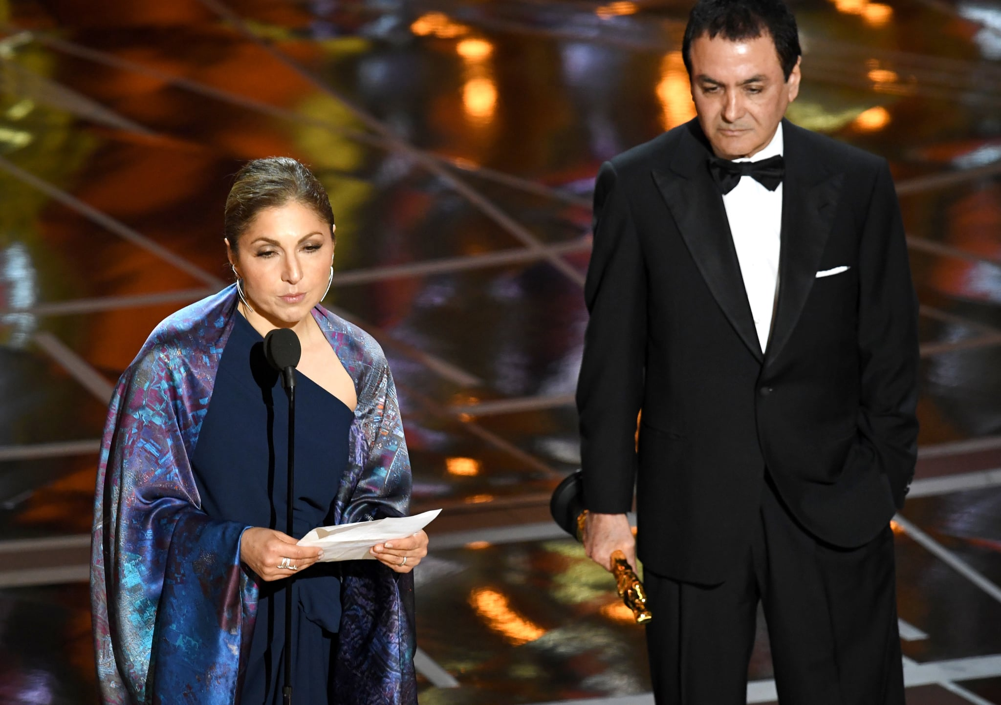 State Department tweets then deletes tribute to Oscar-winning Iranian director