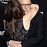 Pictured: Jeffrey Tambor and Kathryn Hahn