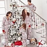 Matching Family One-Piece Polar Bear Pajamas