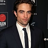 Robert Pattinson as Bruce Wayne / Batman