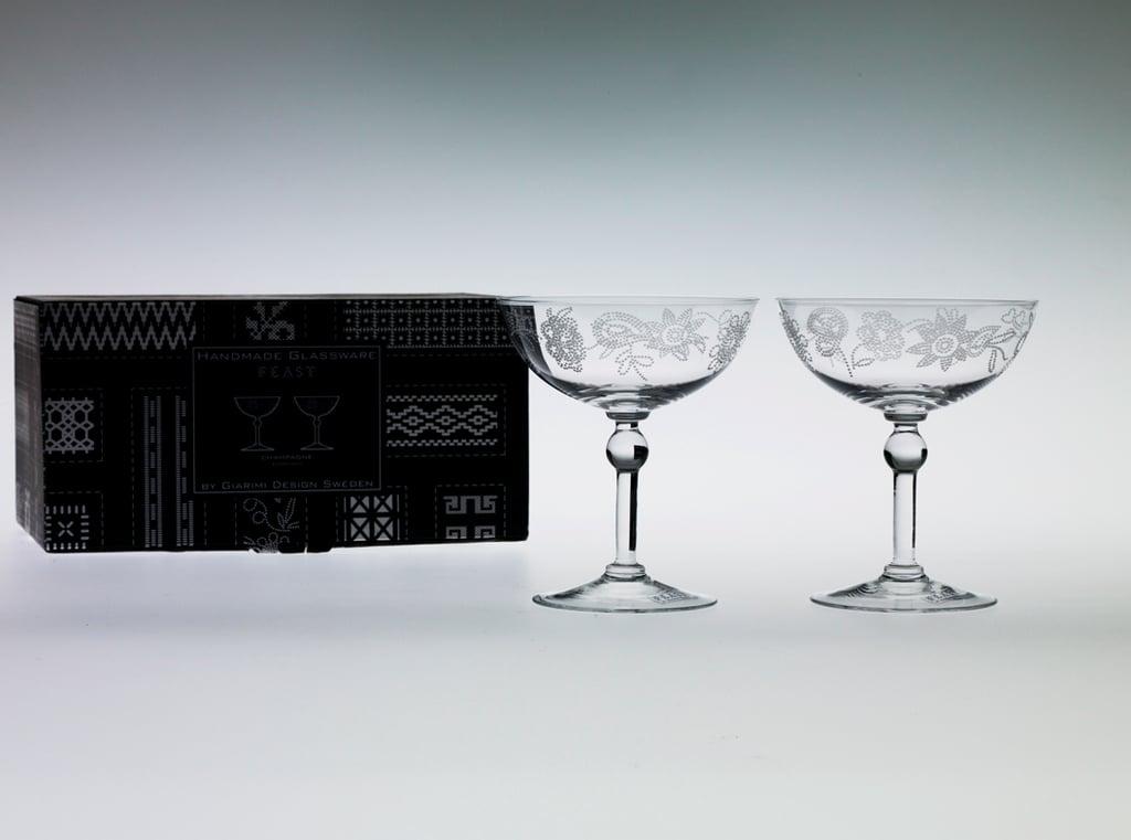 Giarimi Champagne Glasses