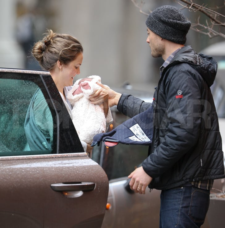 Keri Russell's Daughter Willa Lou Deary Pictures