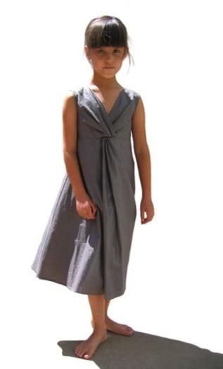 Twist Dress ($100)