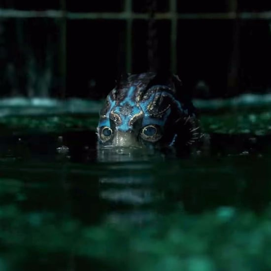 Who Plays the Sea Creature in The Shape of Water?