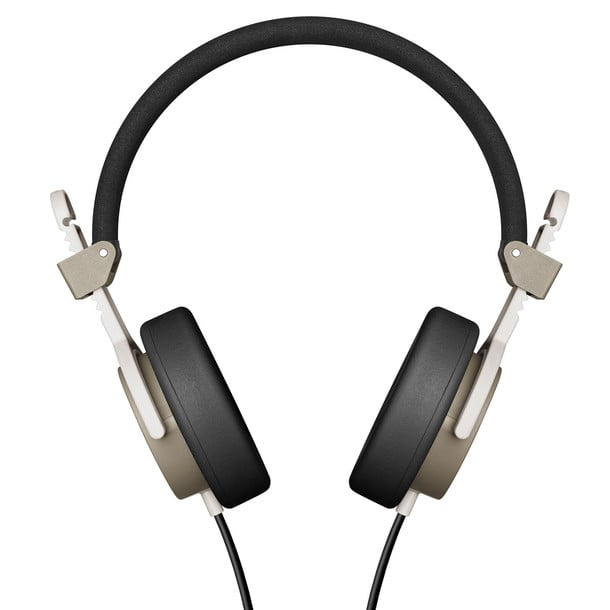 What's better than sleek, practical headphones? A set ($77, originally $91) made from reinforced fiberglass that'll withstand any damage and that comes with a microphone so Mom can hold all her convos in peace.