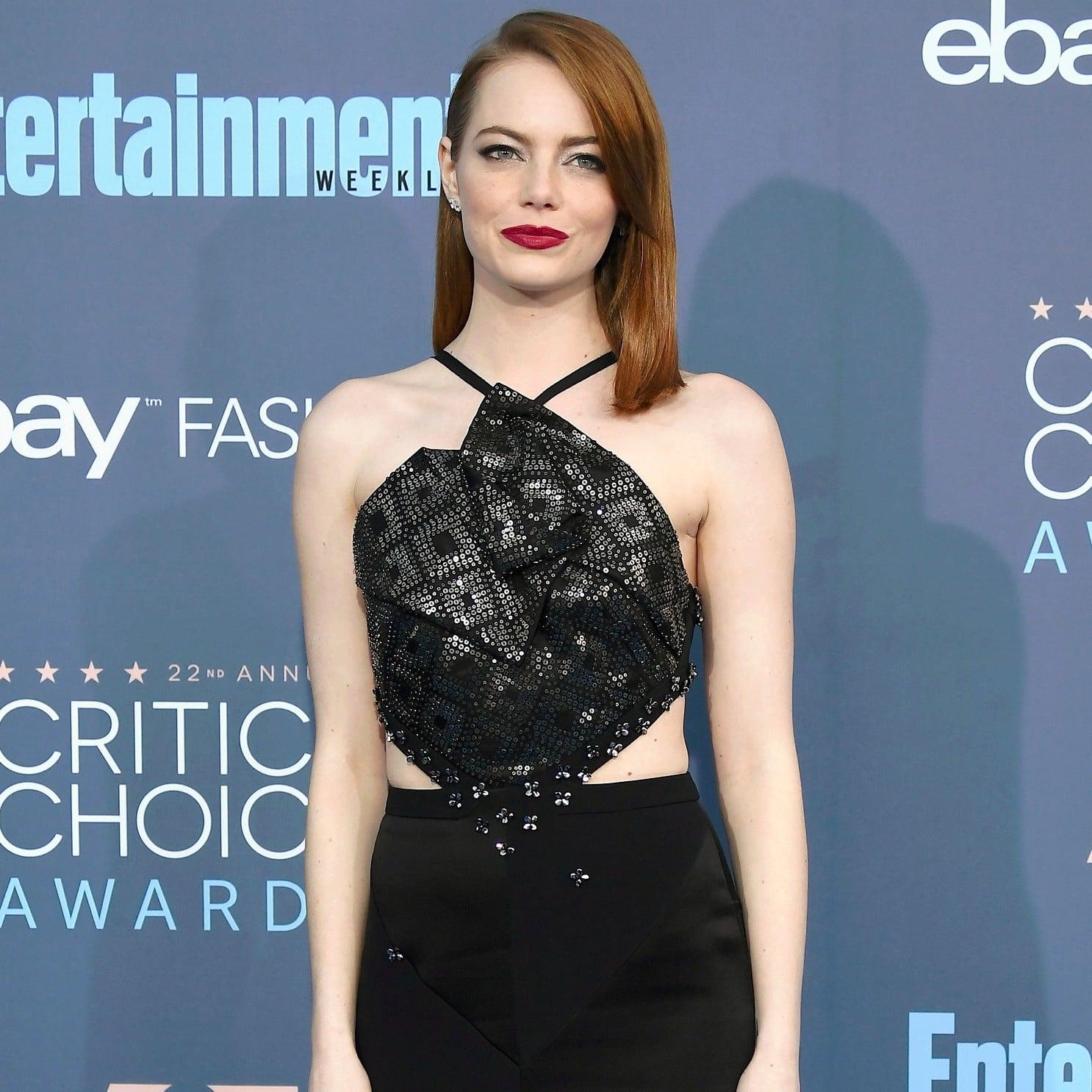 Critics\' Choice Awards Red Carpet Dresses 2017 | POPSUGAR Fashion