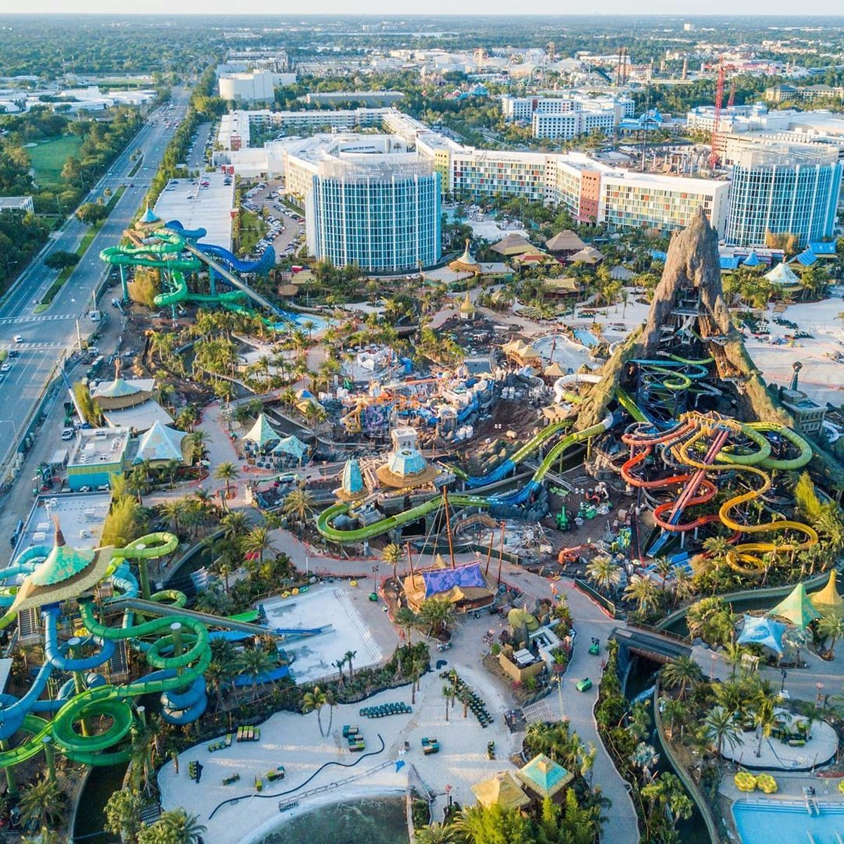 Is there enough time for saftey inspections before Volcano Bay ...