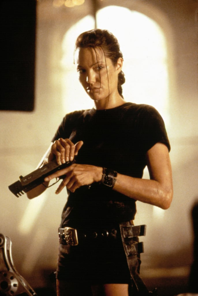 Lara Croft: The Inspiration
