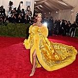 Rihanna's 2015 Met Gala Look