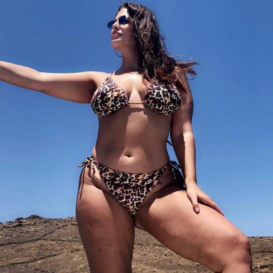 Ashley Graham's Leopard Bikini