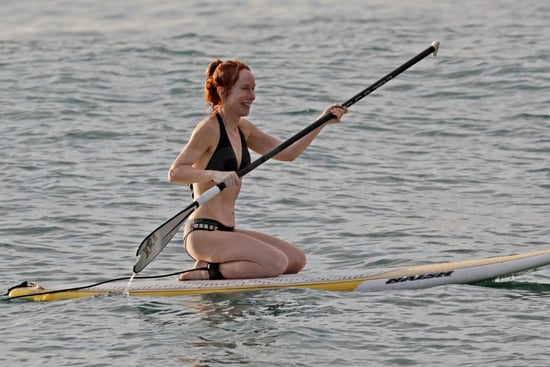 Pictures of Kathy Griffin in a Bikini in Hawaii