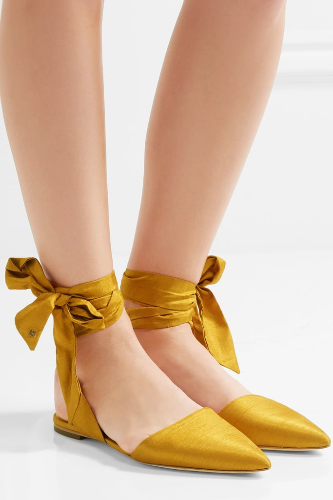 ba3a601a7d27 I haven't shopped for a new pair of flats in awhile and think it's ...