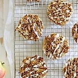 Iced Oatmeal Cookie Apple Pie Bites