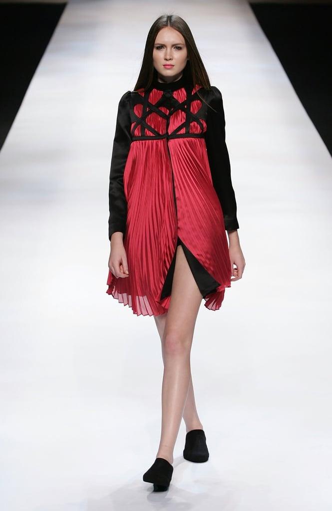 Seoul Fashion Week: Moon Kyung Rae Spring 2009