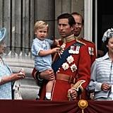 Prince William, 1984