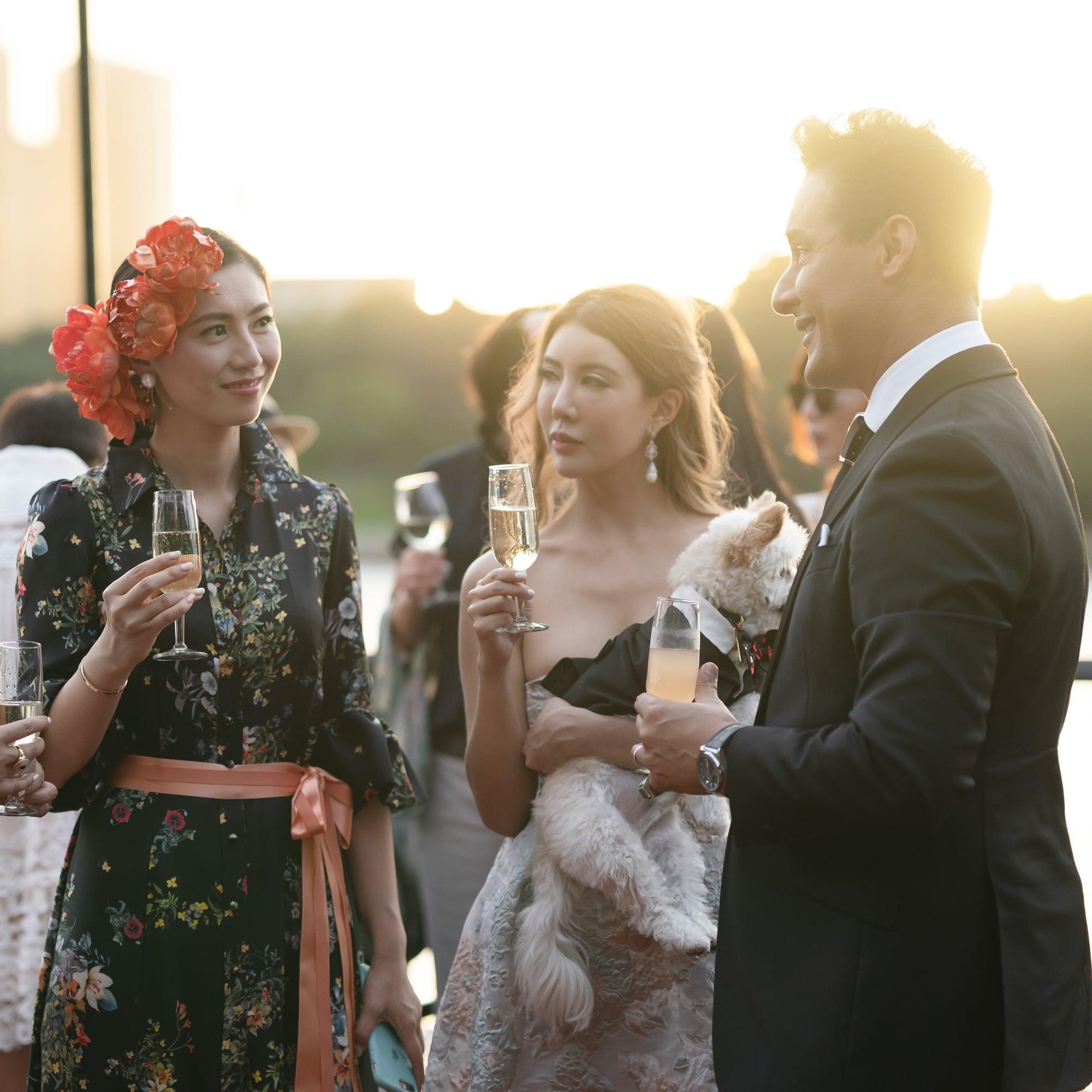Sydney S Crazy Rich Asians Cast Instagram Accounts Popsugar Celebrity Australia