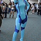 Zero Suit Samus From Super Smash Bros. Brawl