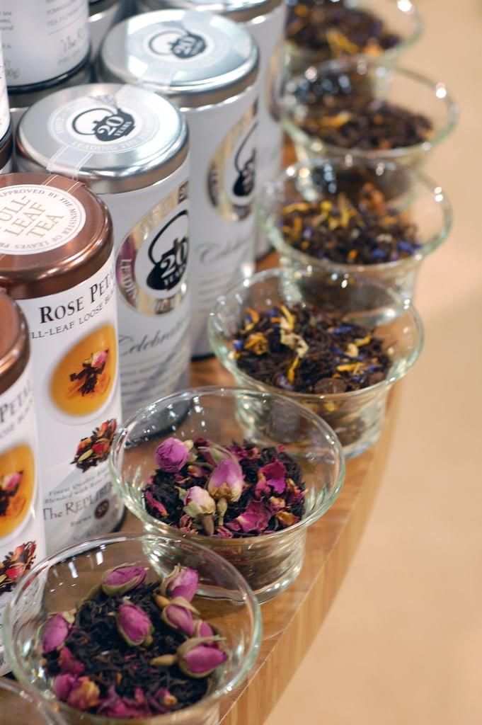 The Republic of Tea's New Teas