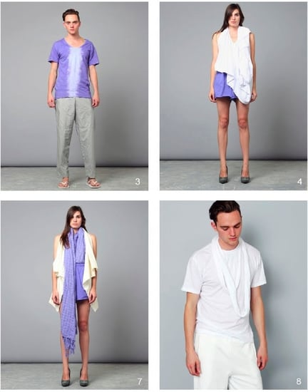 Complex Geometries Spring 2009 Look Book