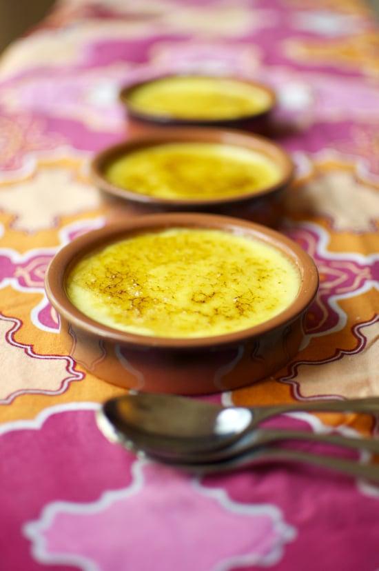No-Bake Crème Brulée