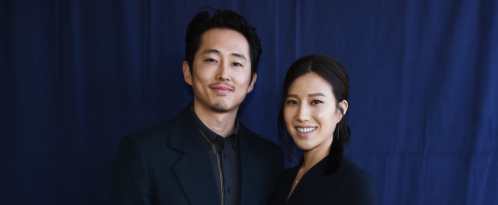 Steven Yeun and Joana Pak Welcome Second Child