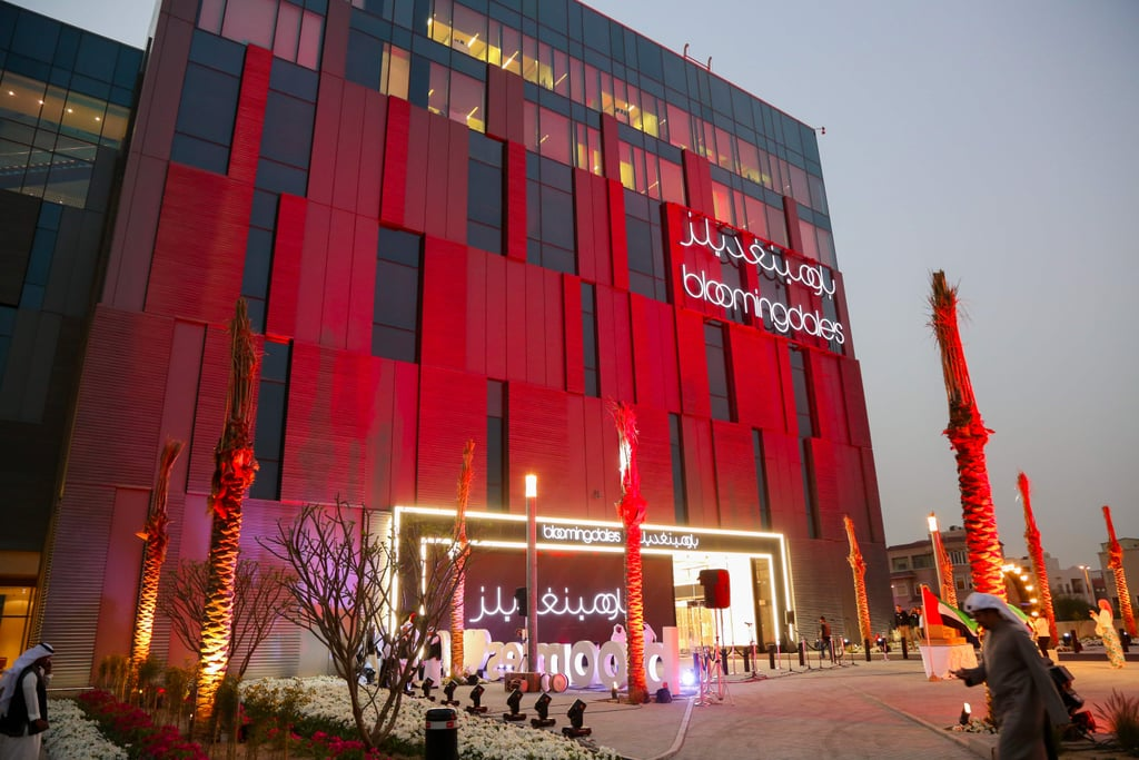 New York Department Store Bloomingdale's Opens in Kuwait