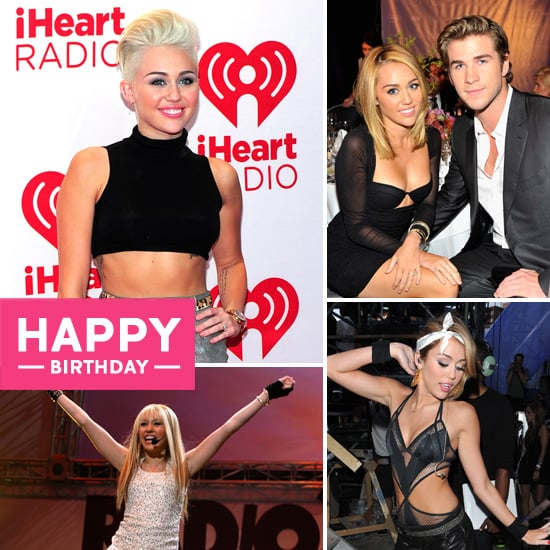 Happy Birthday, Miley Cyrus — See Her Growing Up in Hollywood