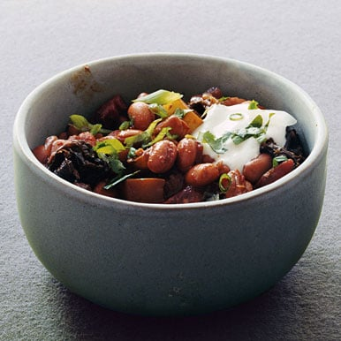 Fast & Easy Recipe For Pinto Bean Molé Chili