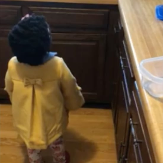 Girl Tells Alexa to Play Baby Shark