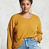 Forever 21 Plus Size Brushed Knit Sweater