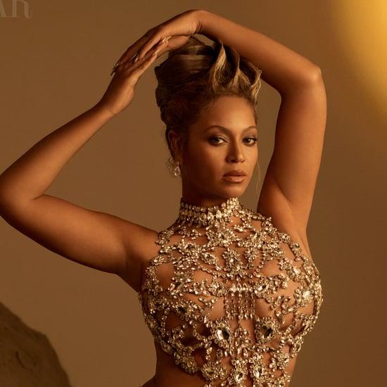 Beyoncé Teases New Music Is Coming in Harper's Bazaar
