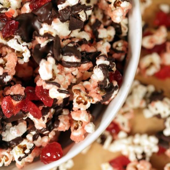 Cherry Garcia Popcorn Recipe