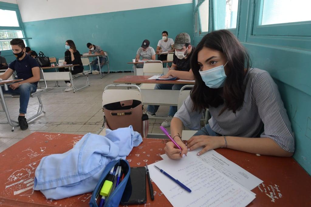What School Looks Like in Tunisia