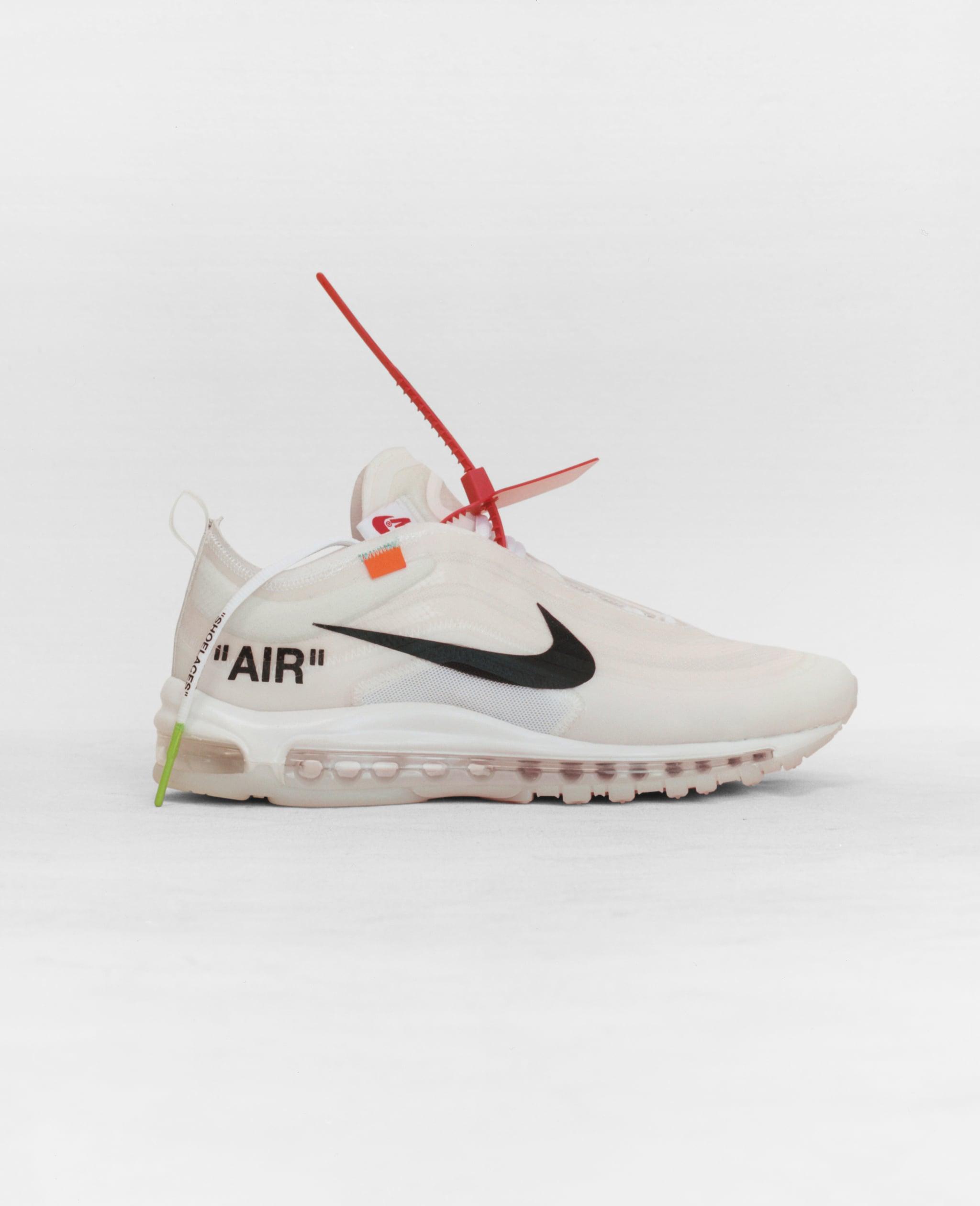 Nike Air Max 97 x Virgil Abloh   If