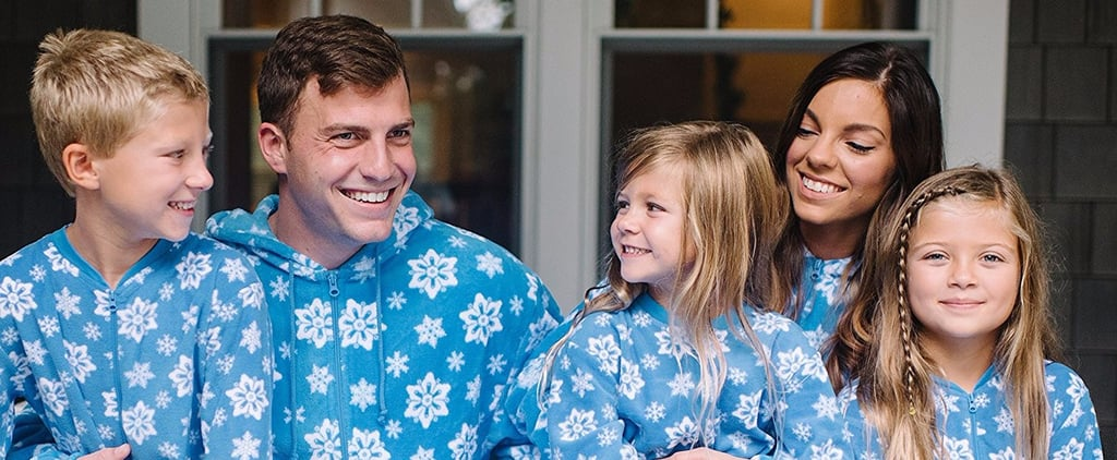 Matching Family Pajamas So Good, You'll Need Your Camera Handy — All on Amazon
