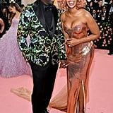 Idris Elba and Sabrina Dhowre — 2019