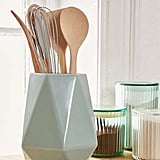 Urban Outfitters Faceted Utensil Holder