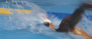 Swim Tip: Freestyle and Head Alignment