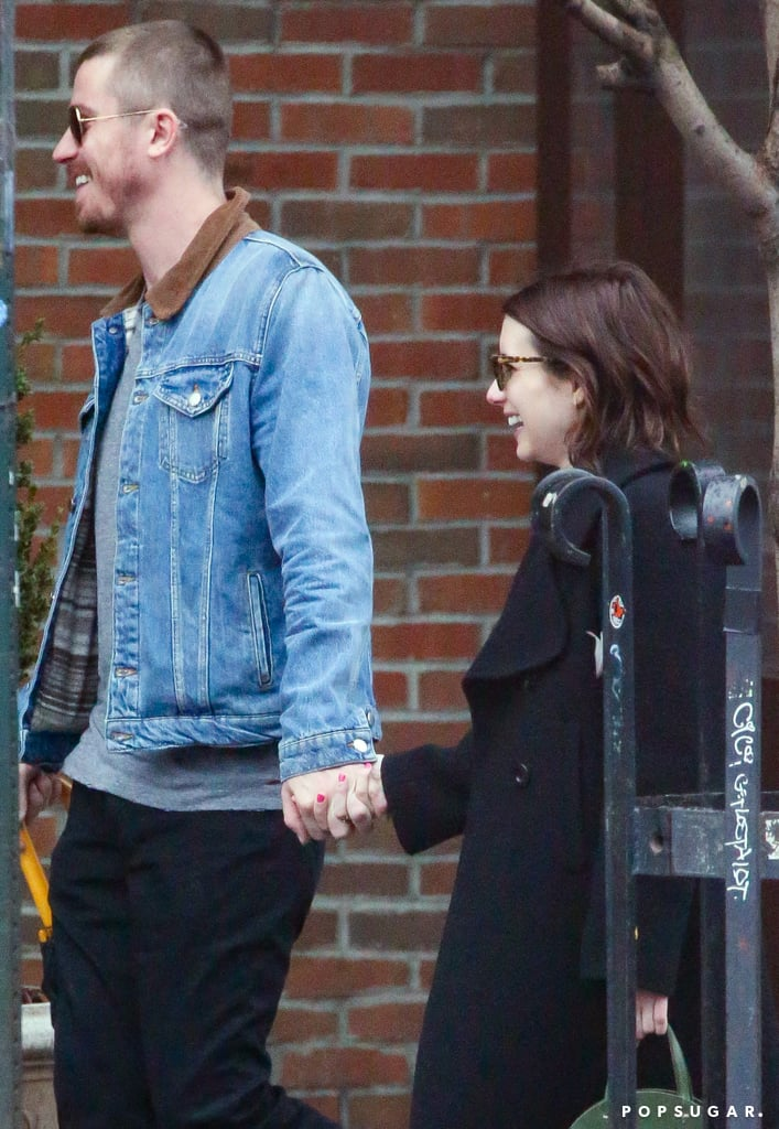 Well, it looks like the reports were true — Emma Roberts and Garrett Hedlund are dating! On Sunday, the couple seemingly confirmed the rumors when they were spotted holding hands in NYC. The 28-year-old actress looked smitten as she flashed a huge smile and let the 34-year-old actor lead the way. What a gentleman! Prior to Emma's new romance with Garrett, Emma was engaged to fellow actor Evan Peters. The two dated on and off since meeting on the set of their film Adult World in 2012 but split sometime in 2019. Garrett, on the other hand, was most famously linked to Kirsten Dunst, whom he dated for four years before calling it quits in 2016. Hmm . . . we wonder if Emma has gotten a chance to watch Triple Frontier yet?      Related:                                                                                                           Struck by Cupid's Arrow! All the New Celebrity Romances of 2019