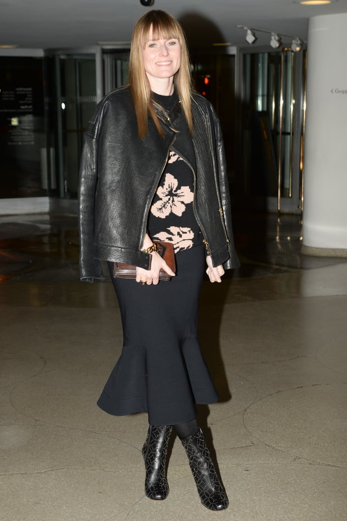 Amy Astley at the Zadig & Voltaire celebration for Christopher Wool.
