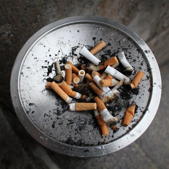 مخالفة رمي السجائر على الأرض في دبي 2018