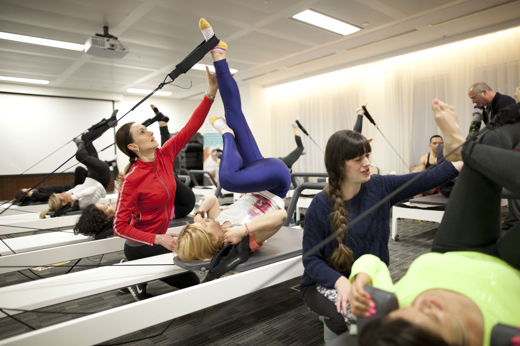 Pilates Is Famous For Sculpting Lean Bodies, but It's Actually the Ultimate Injury Rehab
