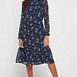 Vero Moda – High Neck Printed Dress