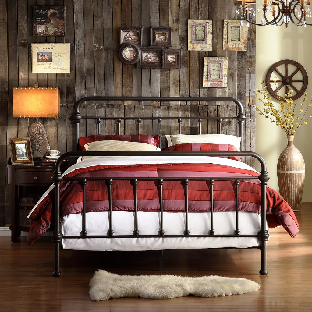 Weston Home Nottingham Metal Bed
