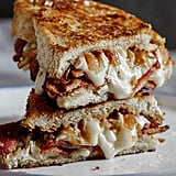 Bacon, Brie, and Caramelized Onions