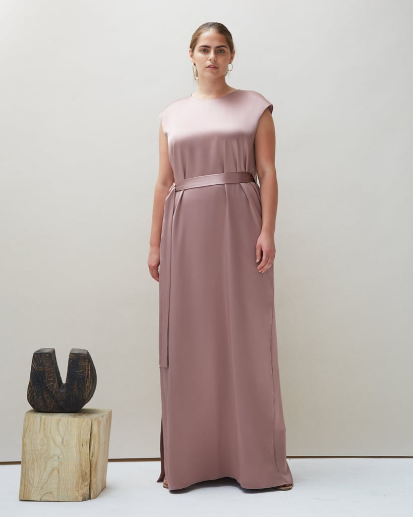 Coyan Pia Dress in Blush