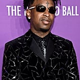 21 Savage at the 2019 Diamond Ball