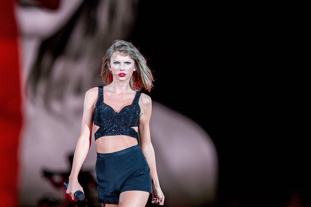 Who are Taylor Swift's Songs and Lyrics About?