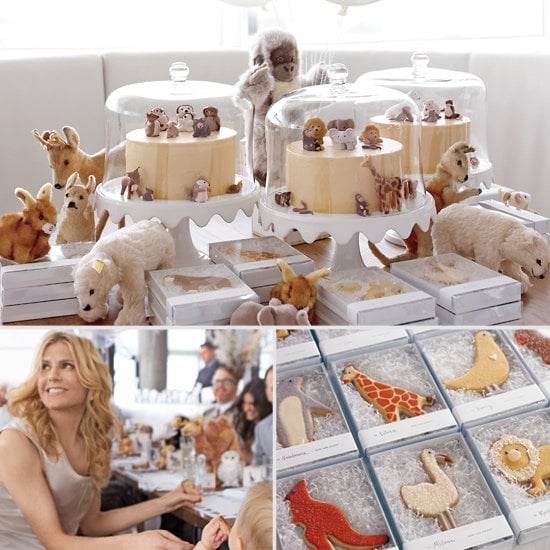 An Animal-Themed Birthday By Martha Stewart